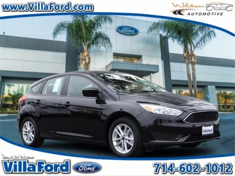 New Ford Focus SE
