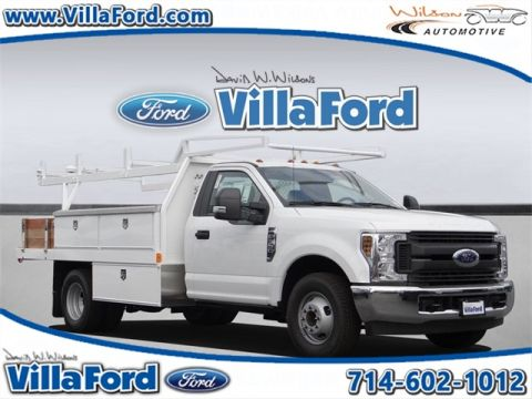 New 2018 Ford F-350SD XL
