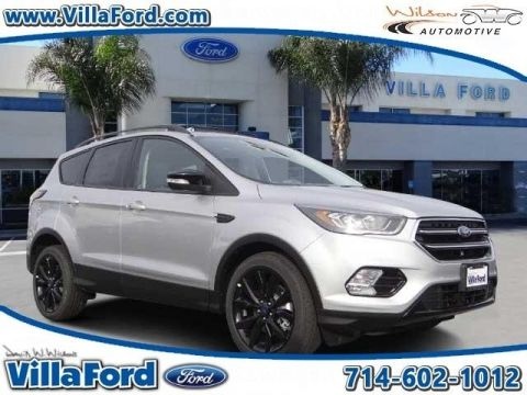 New 2017 Ford Escape Titanium 4WD