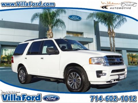 Certified Used Ford Expedition XLT