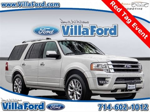 Certified Pre-Owned 2015 Ford Expedition Limited