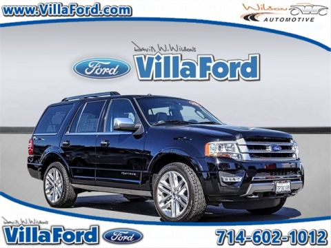 Certified Used Ford Expedition Platinum