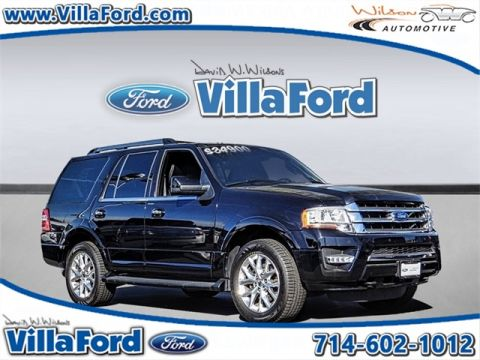 Certified Used Ford Expedition Limited