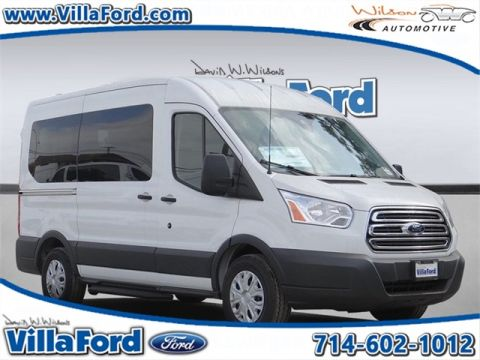 New 2018 Ford Transit-150 XL