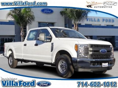 New 2017 Ford F-250SD XL