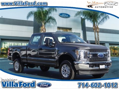 New 2018 Ford F-250SD XL