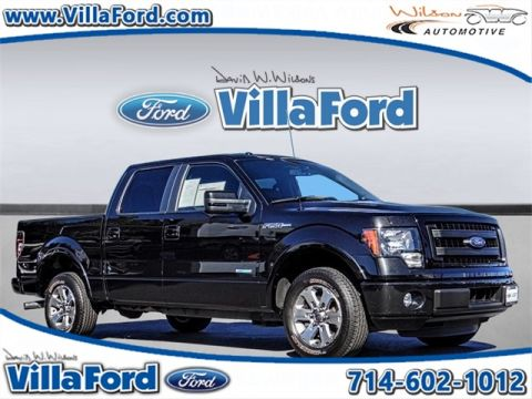 Certified Used Ford F-150 FX2