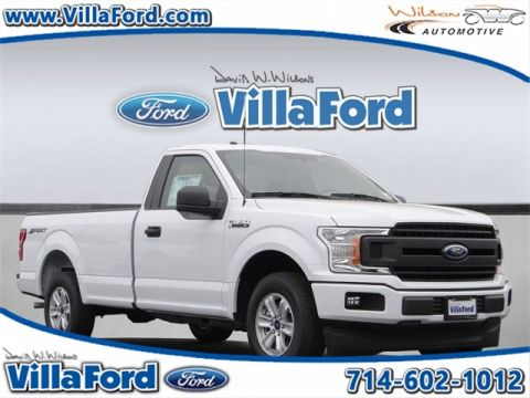 New 2018 Ford F-150 XL