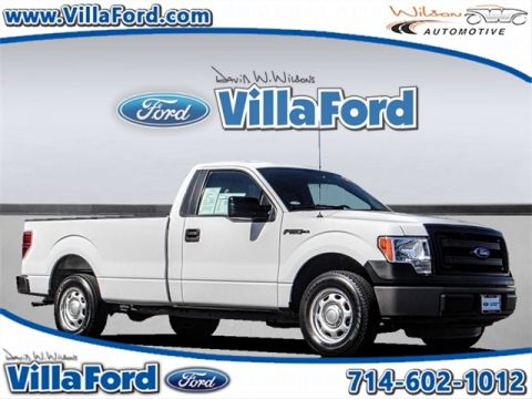 Certified Used Ford F-150 XL
