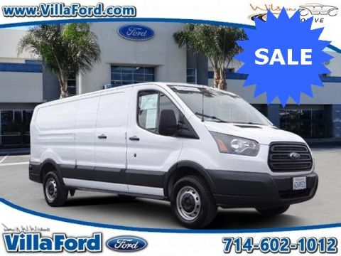 Certified Used Ford Transit-250 Base
