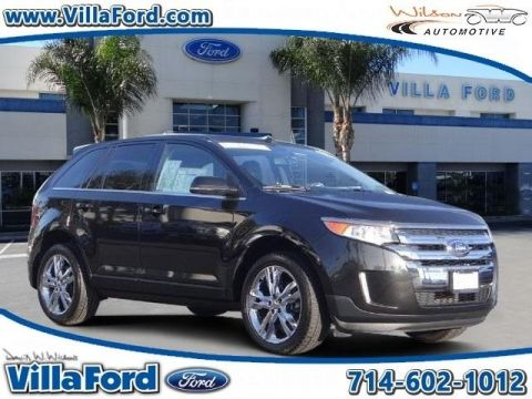 Certified Pre-Owned 2014 Ford Edge Limited