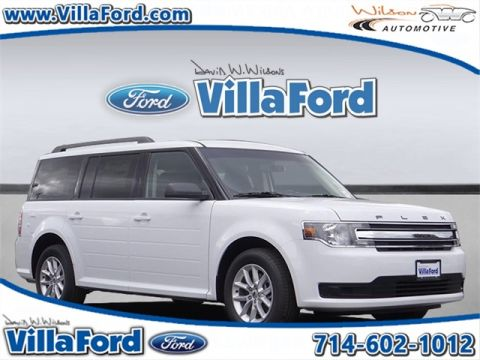 New 2019 Ford Flex SE