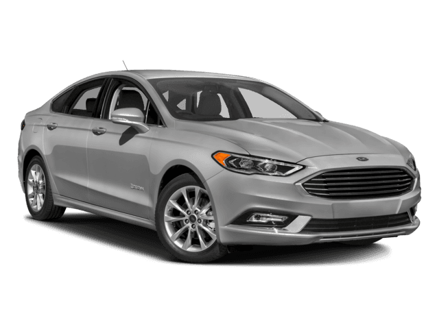 New 2017 Ford Fusion Hybrid SE FWD 4D Sedan
