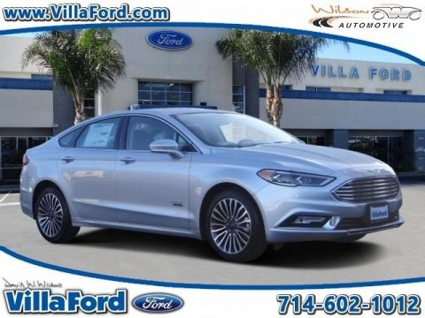 New Ford Fusion Energi SE Luxury
