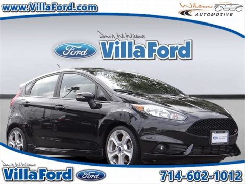 Certified Pre-Owned 2015 Ford Fiesta ST