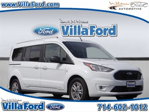 New 2019 Ford Transit Connect XLT