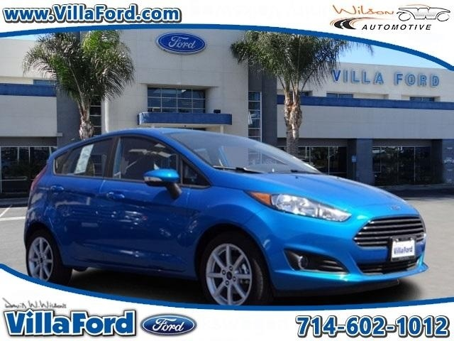 New 2015 Ford Fiesta SE