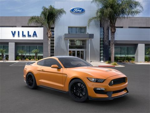 New 2019 Ford Mustang Shelby GT350 RWD 2D Coupe