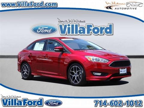Certified Pre Owned Ford >> Certified Pre Owned Fords Orange County David Wilson S Villa Ford