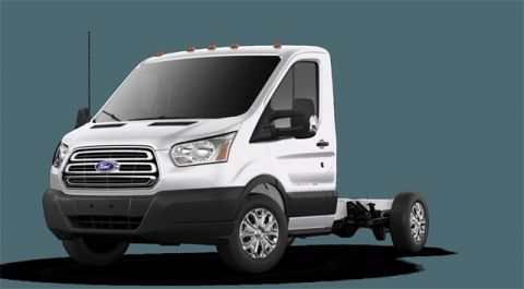 New 2019 Ford Transit-350 Base RWD Specialty Vehicle