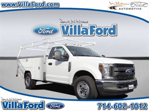 New 2018 Ford F-350SD