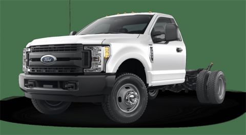New 2019 Ford F-350SD XL RWD Cab/Chassis
