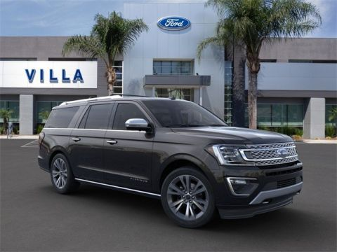 2020 Ford Expedition Max Platinum
