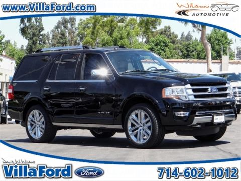 Certified Pre-Owned 2016 Ford Expedition Platinum