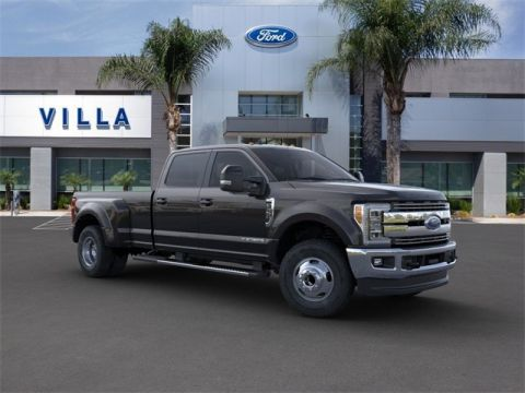 New 2019 Ford F-350SD Lariat 4WD 4D Crew Cab