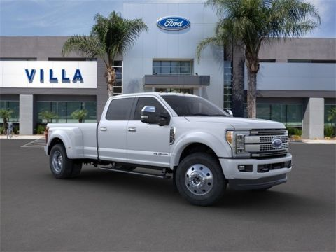 2019 Ford F-450SD Platinum