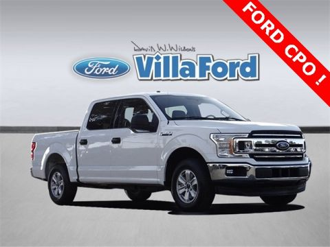 Certified Pre-Owned 2018 Ford F-150 XLT RWD 4D SuperCrew