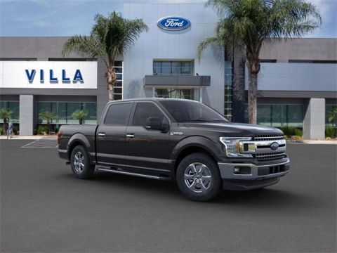 New 2019 Ford F-150 XLT RWD 4D SuperCrew