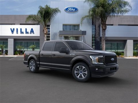 New 2019 Ford F-150 XL RWD 4D SuperCrew