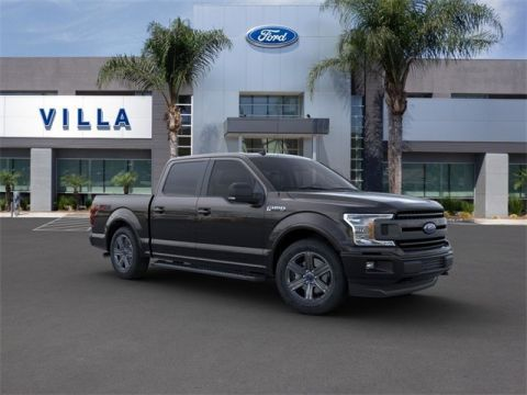 New 2019 Ford F-150 XLT 4WD 4D SuperCrew
