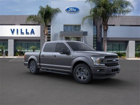 Pre-Owned 2019 Ford F-150 XLT 4WD 4D SuperCrew
