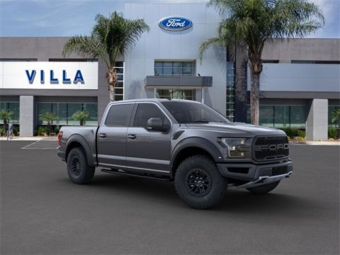 New 2019 Ford F-150 Raptor 4WD 4D SuperCrew
