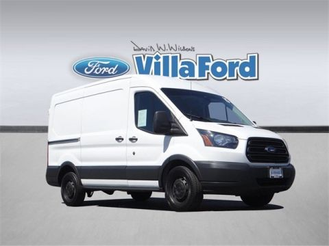 Certified Pre-Owned 2015 Ford Transit-150 Base