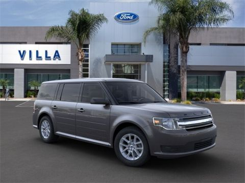 Pre-Owned 2019 Ford Flex SE