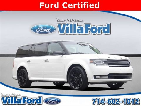 Certified Pre-Owned 2016 Ford Flex Limited