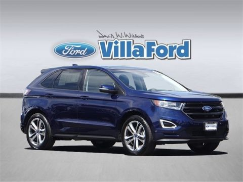Certified Pre-Owned 2016 Ford Edge Sport