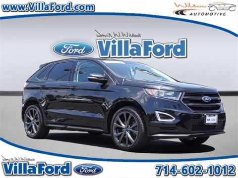 Certified Pre-Owned 2015 Ford Edge Sport