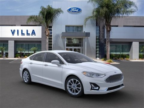 New 2019 Ford Fusion Energi Titanium FWD 4D Sedan