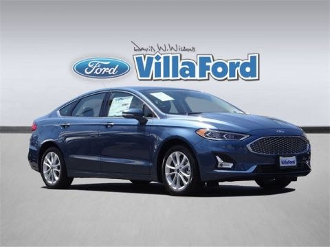 Pre-Owned 2019 Ford Fusion Energi Titanium FWD 4D Sedan