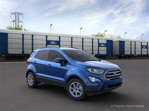 New 2019 Ford EcoSport SE FWD 4D Sport Utility